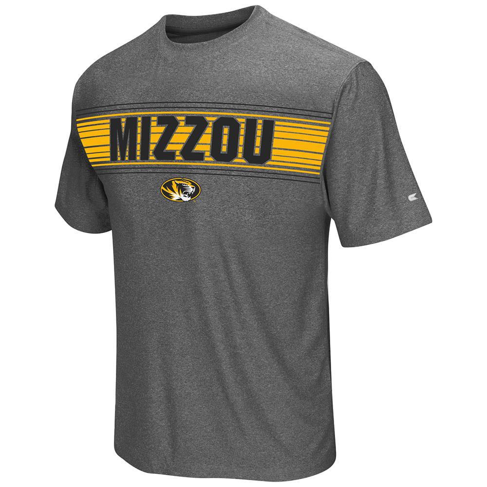 Mens Missouri Tigers Short Sleeve Tee Shirt