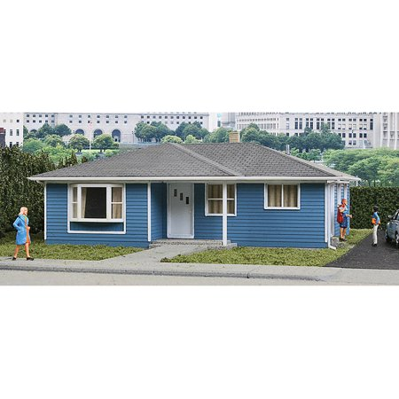 Walthers Cornerstone Ho Scale Building Structure Kit