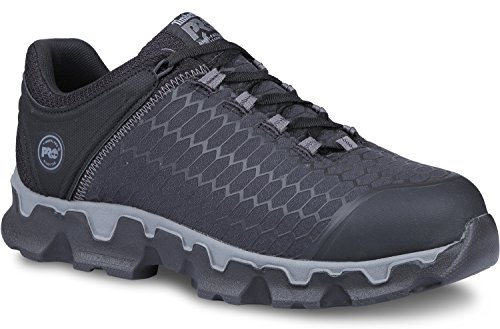 Men's Timberland PRO Powertrain Sport SD Alloy Safety Toe Sneaker by The Timberland Company
