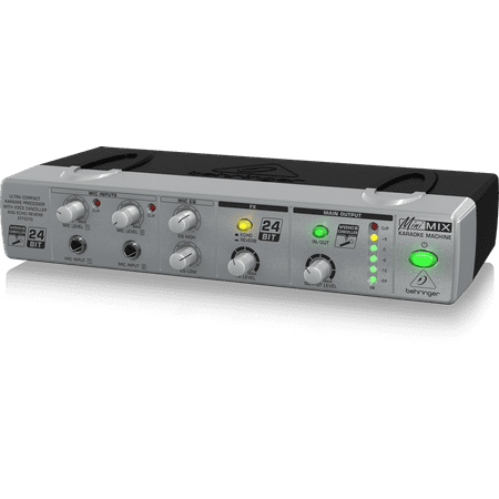 Behringer Ultra-Compact Karaoke Processor with Voice Canceller and Echo/Reverb (Echo Processor)