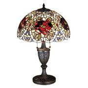 Renaissance Rose Table Lamp