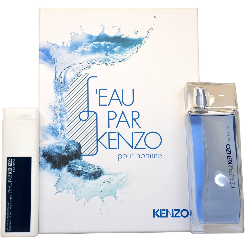 Kenzo L'eau Par Kenzo Pour Homme Gift Set, 2 pc