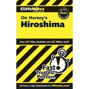 CliffsNotes on Hersey's Hiroshima - eBook