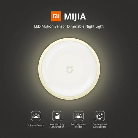 Xiaomi Battery Led Smart Infrared Human Body Sensor Lamp