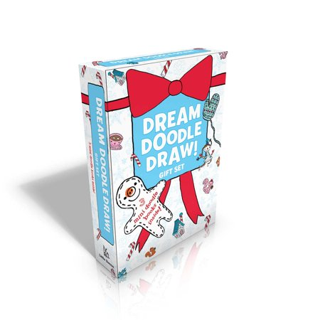 Dream Doodle Draw! Gift Set : Animals; Patterns; Snow