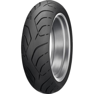 190/55ZR-17 (75W) Dunlop Roadsmart III Rear Motorcycle Tire for Ducati 1200 Multistrada S