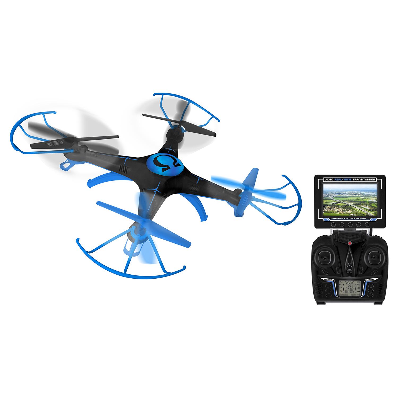 Alta Quadcopter RC Drone Omega with FPV Live Stream Camera and Remote Control