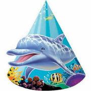 Creative Converting Ocean Party Hats
