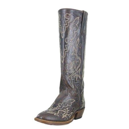 6d466b4273a Macie Bean - Macie Bean Western Boots Womens Cowboy Tall Floral ...