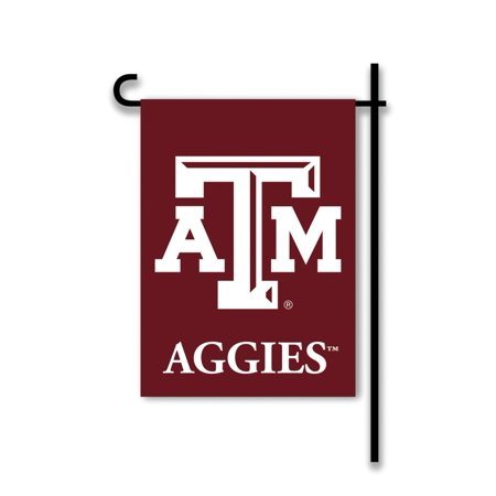 Texas A & M University Garden Flag