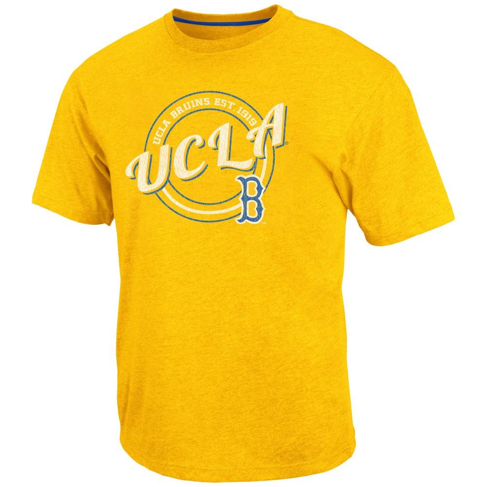 UCLA Bruins T-Shirt Secondary Vintage Orbit