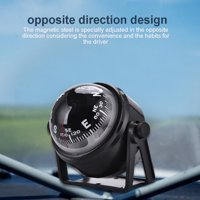 LYUMO Outdoor High Precision LED Car Boat Marine Military Digital Magnetic Compass , Electronic Car Compass, LED Compass