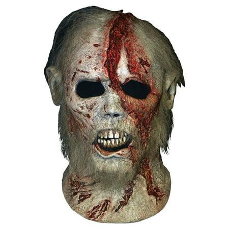 Morris Costumes Scary Walking Dead Beard Walker Latex Mask, Style MAELAMC102
