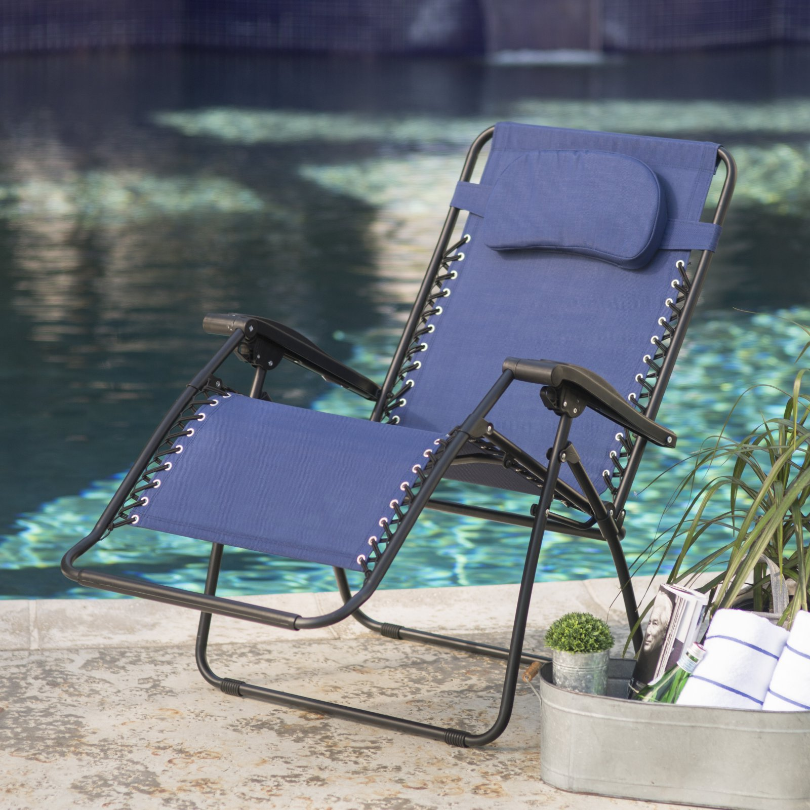 zero gravity chair walmart Caravan Global Sports Oversized Zero Gravity Chair   Walmart.com zero gravity chair walmart