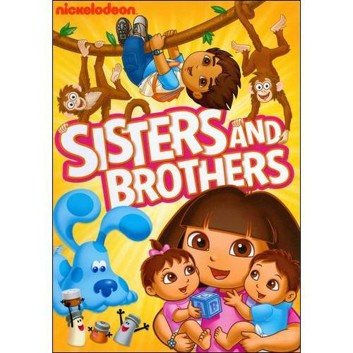 Nick Jr. Favorites: Sisters And Brothers (Full Frame)
