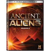 ANCIENT ALIENS: Season 9 (DVD) by Lions Gate
