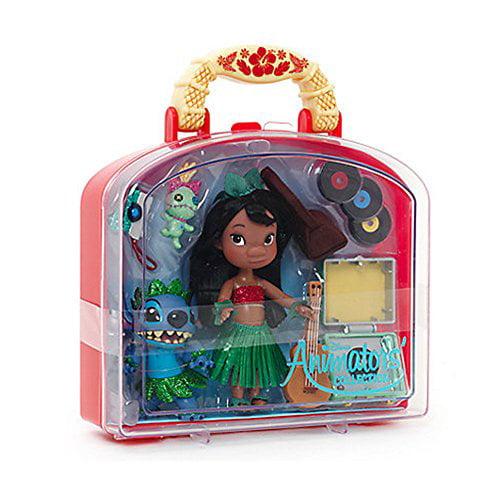 Disney Animators' Collection Lilo & Stitch Mini Doll Play...