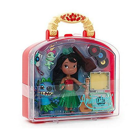 Disney Animators' Collection Lilo & Stitch Mini Doll Play Set -