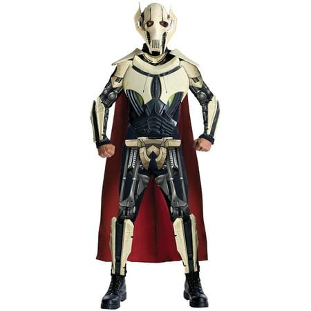 Deluxe General Grievous Adult Costume (General Grievous Costume)