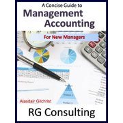Management Accounting for New Managers - eBook