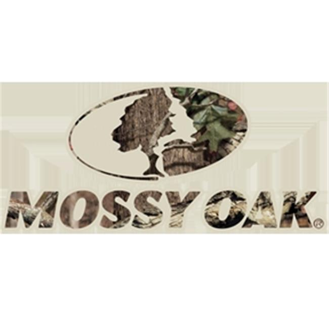 Mossy Oak Graphics 6588 Camo Logo Large 16 x 7. 35 Decal