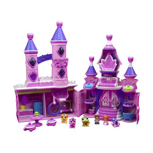 Squinkies Royal Surprize Deluxe Castle Play Set