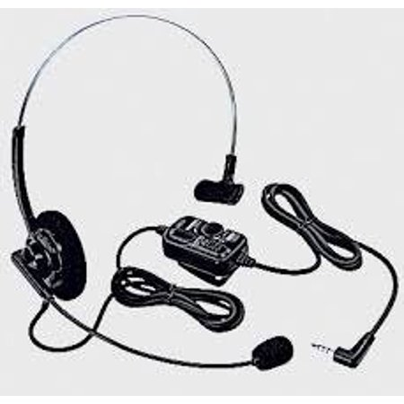 Yaesu SSM_63A VOX Headset For FT_2DR, FT_60R