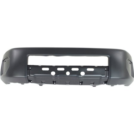NEW FRONT BUMPER COVER TEXTURED FITS 2007-2014 TOYOTA FJ CRUISER - Stillen Bumper Cover