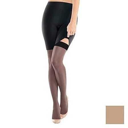 Assets SPANX Ultimate Ultra Shaping Sheers Removable Stockings