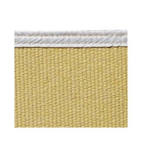 Wilson Industries Weld-O-Glass Blankets - wilson 6'h x 6'w gold24 oz fiberglss blanket