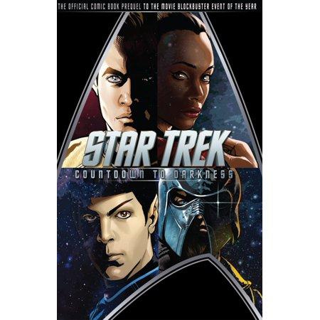 Star Trek: Countdown to Darkness - eBook