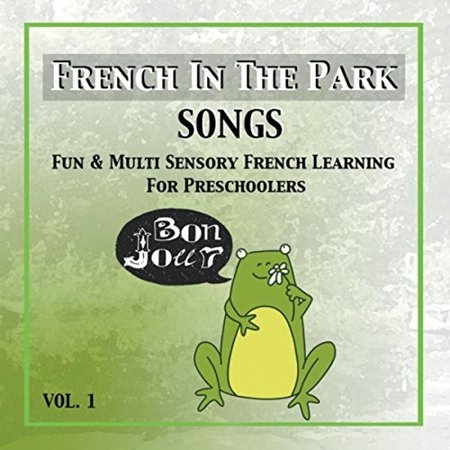 French In The Park Songs, Vol. 1 (CD)