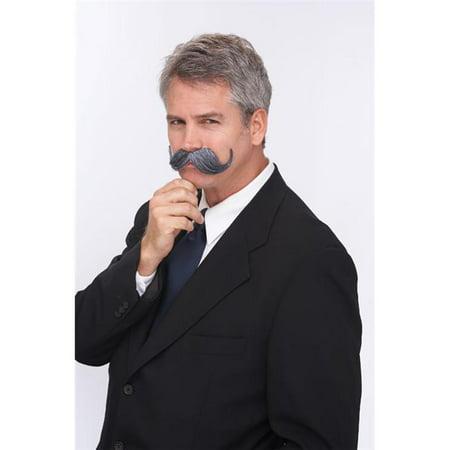 Mustache Handle Bar Grey