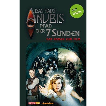Das Haus Anubis - Band 7: Pfad der 7 Sünden - eBook](Anubis Kids)