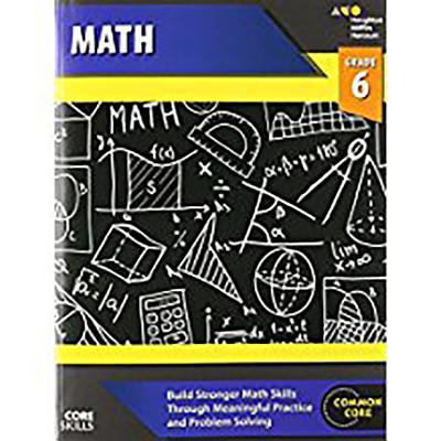 Core Skills Mathematics Grade 6 - Math Supplies