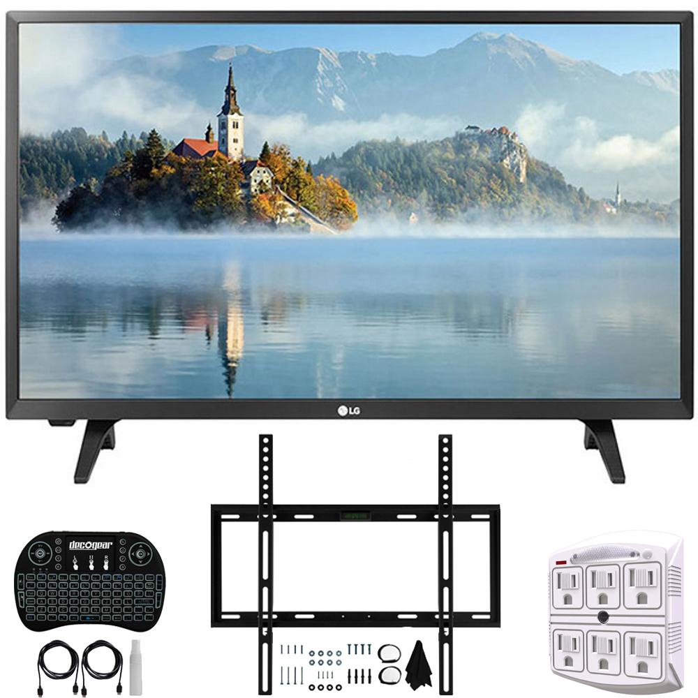 "LG 28LJ430B-PU 28""-Class HD 720p LED TV + Deco Mount Slim"