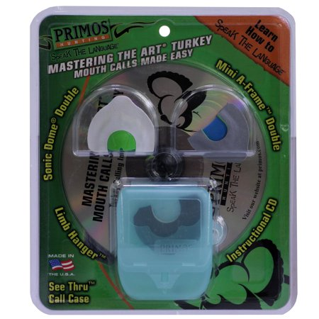 Primos Mastering The Art Turkey Mouth Calls Made Easy