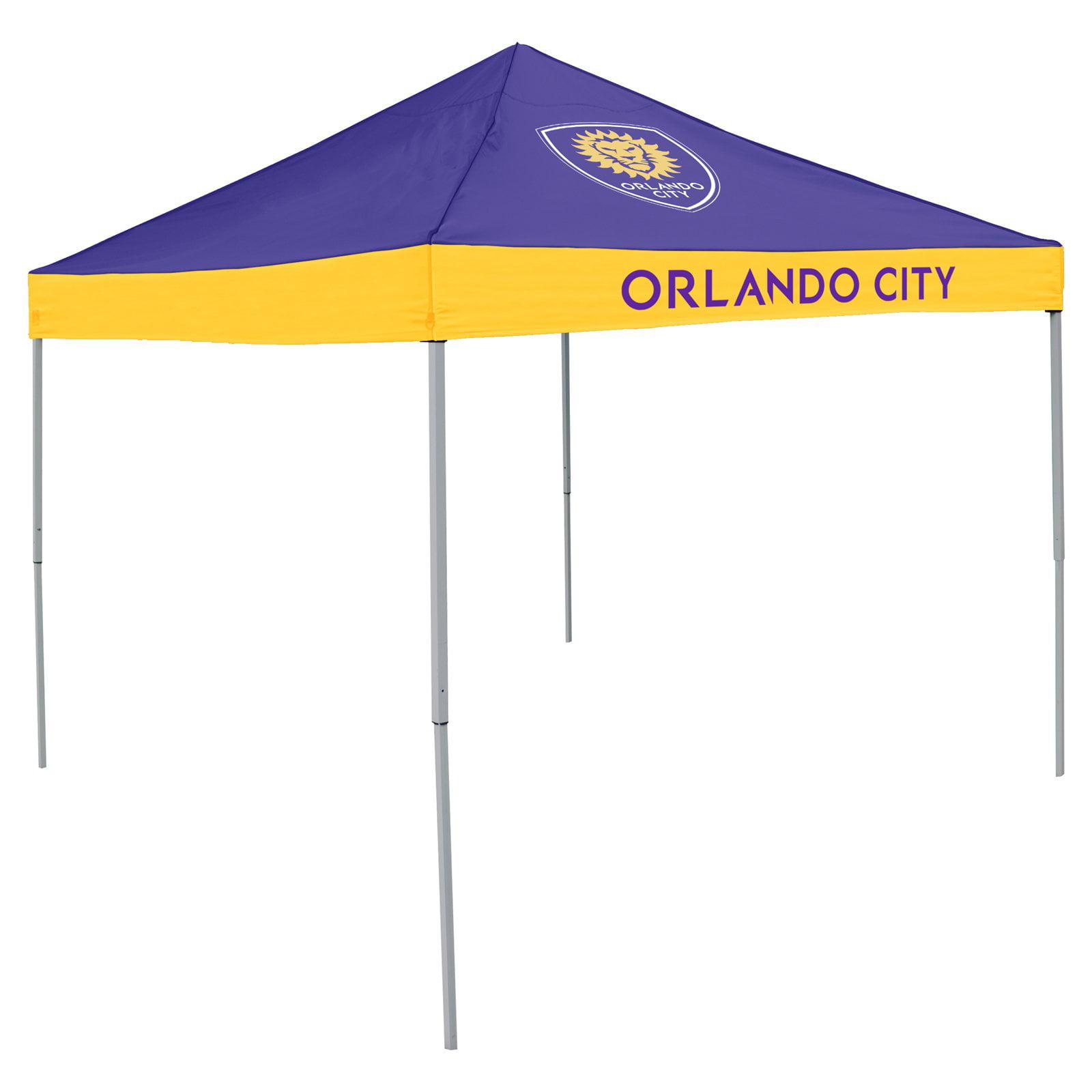 Logo Chairs Logo Brands Orlando City SC Economy Tent