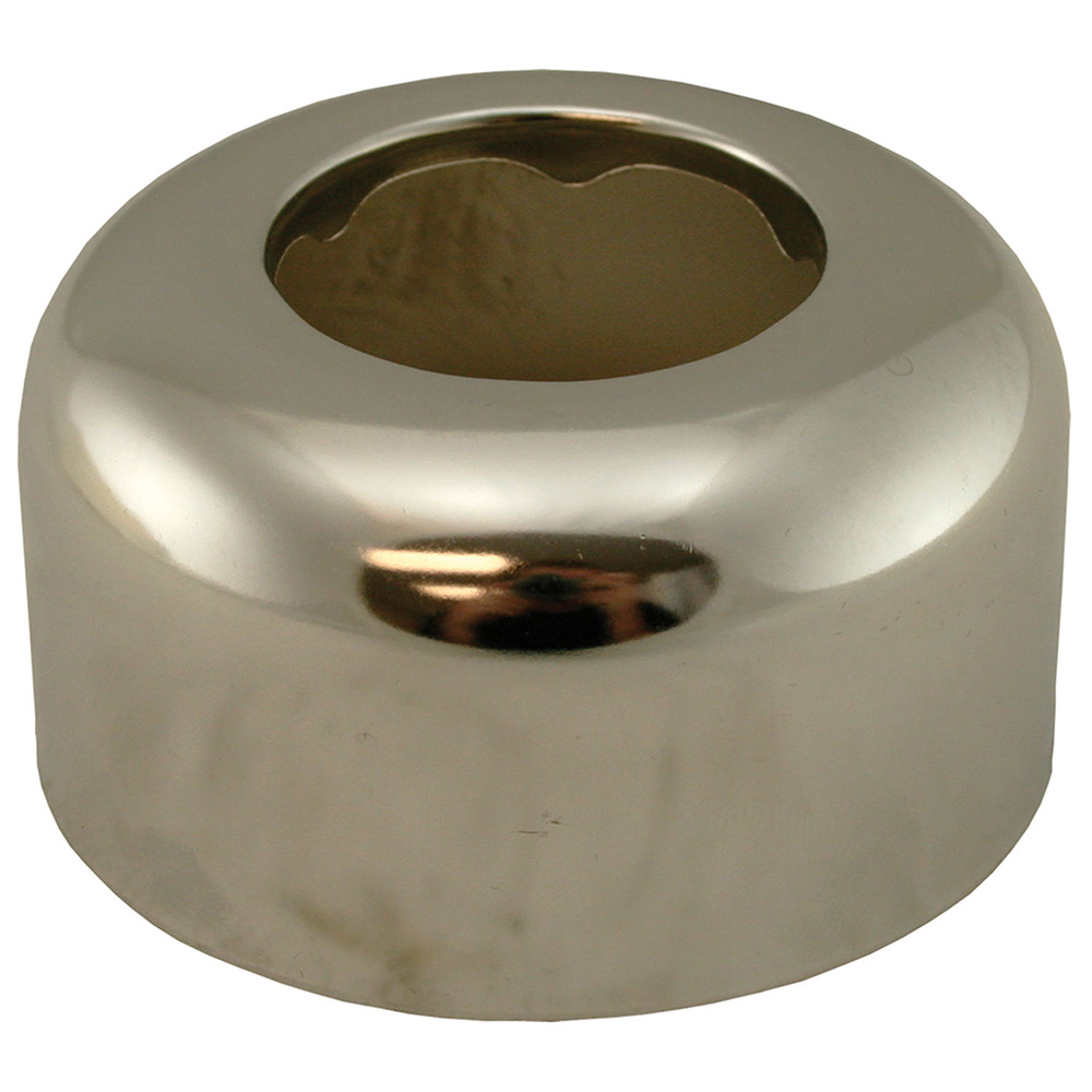 "1 1/2"" OD Deep Chrome Escutcheon"