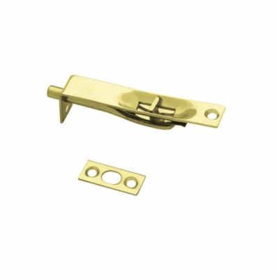 Solid Brass Mortise Flush Bolt Lock 4