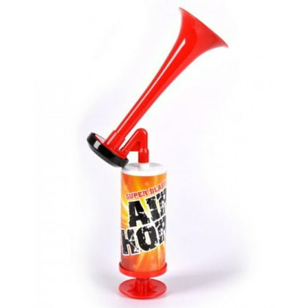 One Dr. Jordan's NEW YEARS Mini Super Blast Air Horn - make ENDLESS loud noise! - New Year Noisemakers