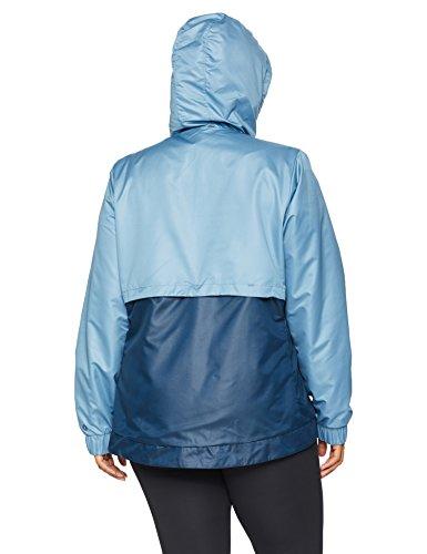 Core 10 Womens Water-Resistant Performance Windbreaker Jacket XS-XL, Plus Size 1X-3X