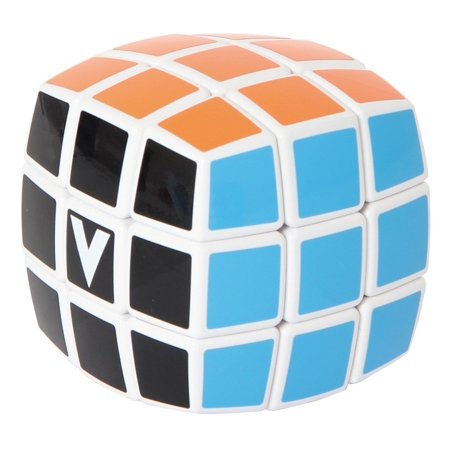 V Cube 3B White Pillowed Classic Speedcube  V Cube 3 Is The 3X3x3 Member Of The V Cube Family With Almost 43 Quintillion Possible Combinations By Vcube Usa