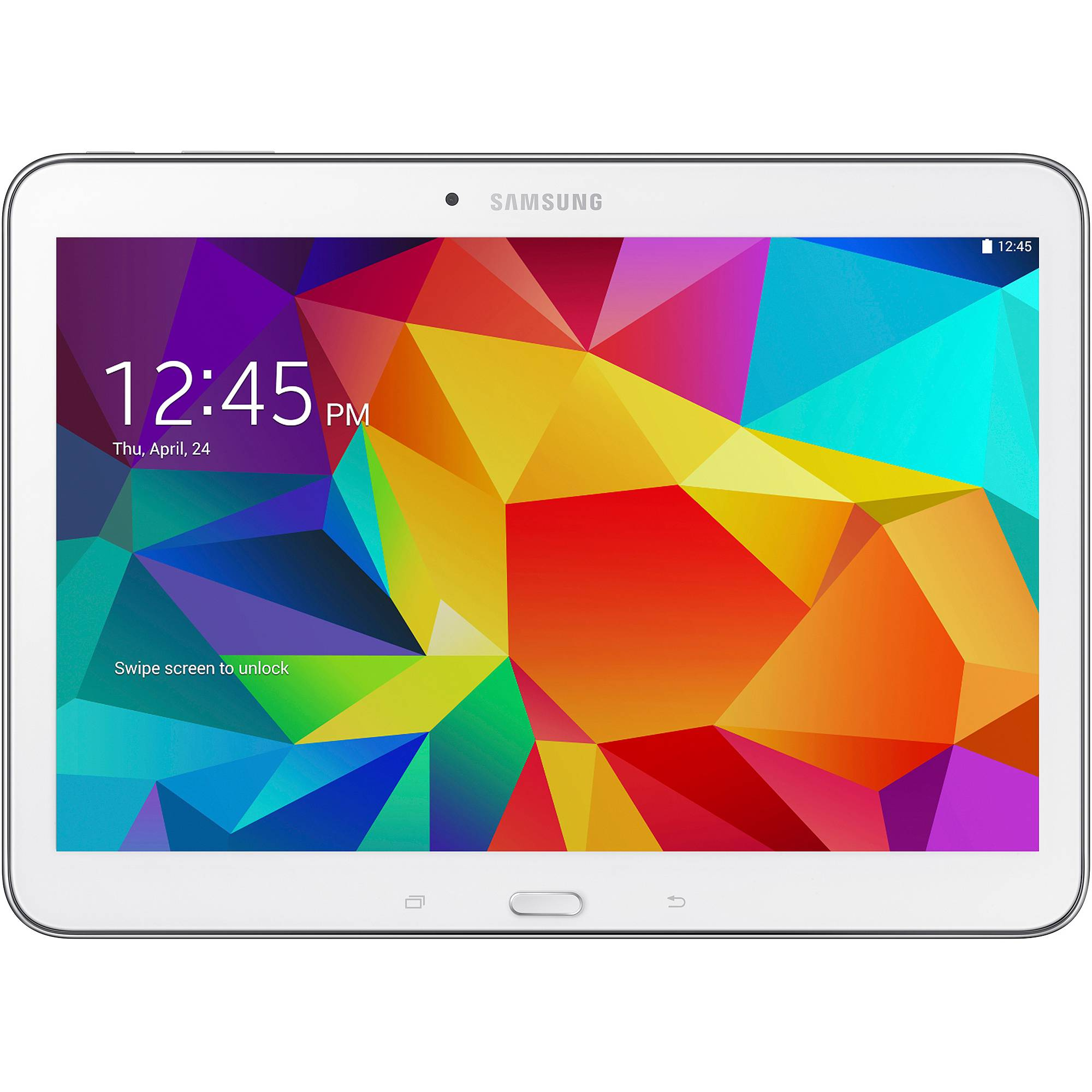 "SAMSUNG Galaxy Tab S Android Tablet 16GB SM-T807V 10.5"" Wi-Fi 4G (Verizon)"