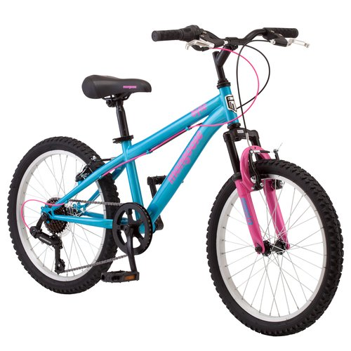 """20"""" Mongoose Byte Girls' Mountain Bike by Pacific Cycle"""