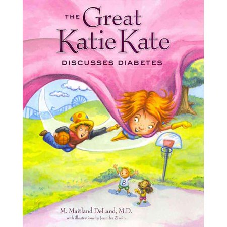 The Great Katie Kate Discusses Diabetes by