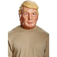 Donald Trump Deluxe Adult Mask