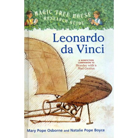 Leonardo Da Vinci : A Nonfiction Companion to Magic Tree House #38: Monday with a Mad