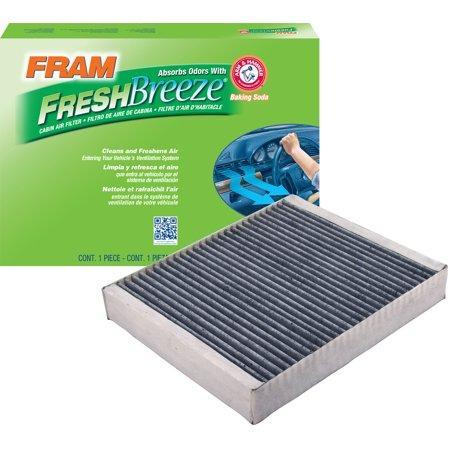 FRAM Fresh Breeze Cabin Air Filter, CF10775