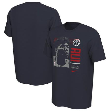 Rui Hachimura Washington Wizards Nike 2019 NBA Draft First Round Rookie T-Shirt -